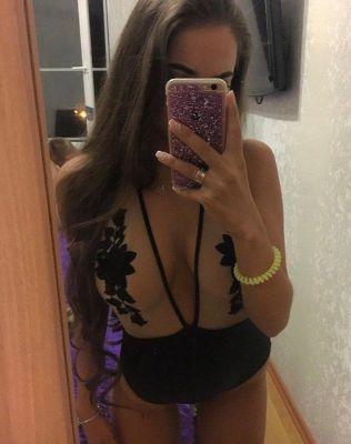 Юля - полная лесби проститутка в Симферополе