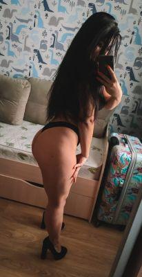 Милана без предоплаты  — проститутка с большой грудью