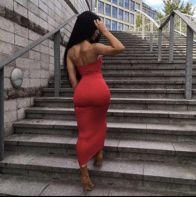 Настя — проститутка студентка